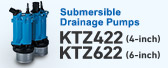 Submersible Drainage Pumps KTZ422 / KTZ622 (50Hz)